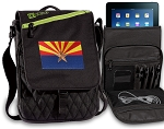Arizona Flag Tablet Bags & Cases Green