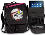 Baseball Tablet Bags & Cases Pink