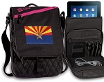 Arizona Flag Tablet Bags & Cases Pink