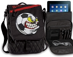 Soccer Fan Tablet Bags & Cases Red