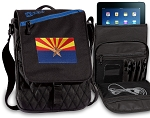 Arizona Flag Tablet Bags & Cases Blue