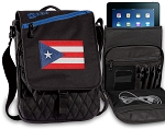 Puerto Rico Tablet Bags & Cases Blue