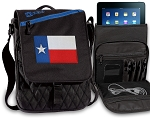 Texas Flag Tablet Bags & Cases Blue