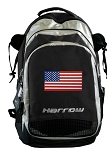 American Flag Harrow Field Hockey Lacrosse Bag