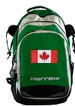 Canada Harrow Field Hockey Lacrosse Bag Green
