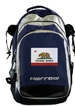 California Flag Harrow Field Hockey Lacrosse Bag Navy
