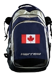 Canada Harrow Field Hockey Lacrosse Bag Navy