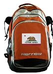 Harrow Field Hockey Lacrosse Bag Orange
