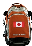Canadian Flag Harrow Field Hockey Lacrosse Bag Orange