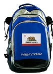 California Flag Harrow Field Hockey Lacrosse Bag Blue