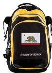 California Flag Harrow Field Hockey Lacrosse Bag Yellow