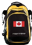 Canada Harrow Field Hockey Lacrosse Bag Yellow