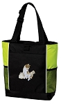 Cute Cats Tote Bag COOL LIME