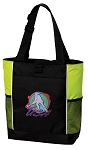 Field Hockey Tote Bag COOL LIME