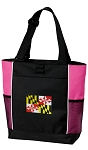 Maryland Tote Bag Pink