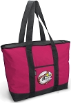 Deluxe Pink Baseball Fanatic Tote Bag