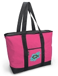Deluxe Pink Christian Tote Bag