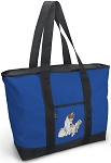 Cute Cats Tote Bag Blue