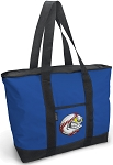 Baseball Tote Bag Blue