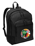 Soccer Backpack - Classic Style