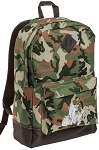 Cute Cats Camo Backpack