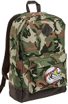 Baseball Camo Backpack