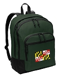 Maryland Backpack Green