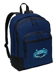 BLUE CRAB Backpack Navy