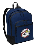 Baseball Backpack Navy