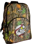 Baseball Backpack REAL CAMO DESIGN