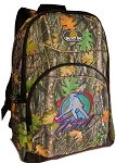 Field Hockey Backpack REAL CAMO DESIGN