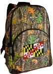 Maryland Backpack REAL CAMO DESIGN