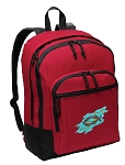 Christian Backpack CLASSIC STYLE Red