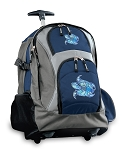 Turtle Rolling Backpack Navy
