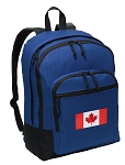 Canada Backpack Blue