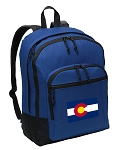 Colorado Backpack Blue