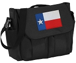 Texas Flag Diaper Bag
