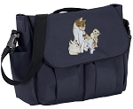 Cute Cats Diaper Bag Navy