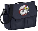 Baseball Diaper Bag Navy