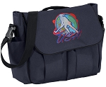 Field Hockey Diaper Bag Navy