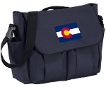 Colorado Diaper Bag Navy
