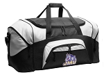 James Madison University Duffel Bags or JMU Gym Bags For Men or Women