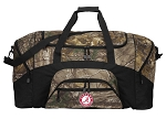 Large Alabama Duffle Bag REALTREE CAMO Alabama Duffel