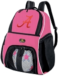 University of Alabama Girls Soccer Backpack