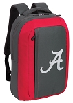 Alabama SLEEK Laptop Backpack Red