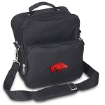 Arkansas Razorbacks Small Utility Messenger Bag or Travel Bag