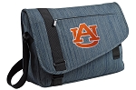 Auburn Messenger Laptop Bag Stylish Navy