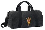 Arizona State Duffel RICH COTTON Washed Finish Black