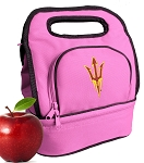 Arizona State Lunch Bag Pink