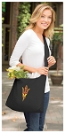 Arizona State Tote Bag Sling Style Black